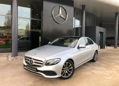 Achat Mercedes Classe E 220 d 194ch Fascination 9G-Tronic Occasion