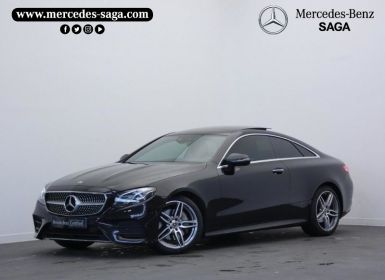 Achat Mercedes Classe E 220 d 194ch Fascination 9G-Tronic Occasion