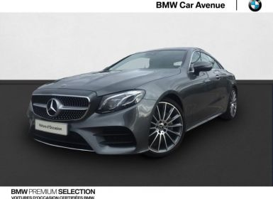 Vente Mercedes Classe E 220 d 194ch Sportline 9G-Tronic Occasion