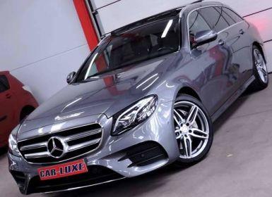 Vente Mercedes Classe E 220 D 194CV PACK AMG LINE PANORAMIQUE 36O MULTIBEAM Occasion