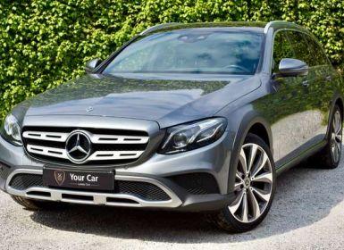 Vente Mercedes Classe E 220 d 4-Matic ALL TERRAIN - 20' WHEELS - ATTELAGE - PANO - Occasion