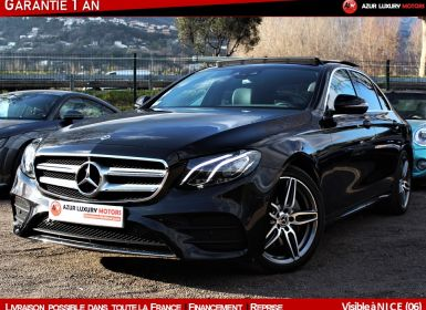 Mercedes Classe E 220 d 9G-Tronic AMG Line Occasion