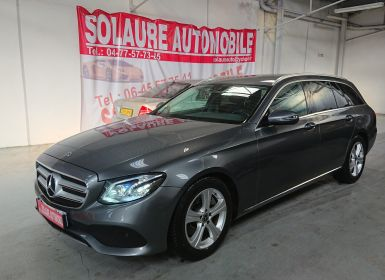 Vente Mercedes Classe E 220 d break 4Matic 9G-Troni Occasion