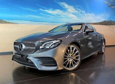 Vente Mercedes Classe E 220 d Cabrio 194pk automaat AMG Pack - Leder - Led - Navi - BT Occasion