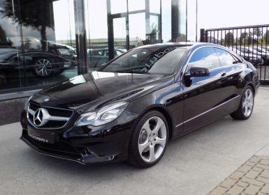 Vente Mercedes Classe E 220 d EURO6b - 9G-TRONIC - SPORT - GPS - HALF LEDER - Occasion