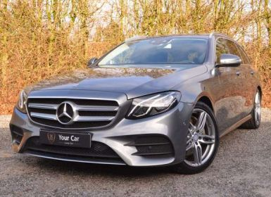 Vente Mercedes Classe E 220 d PACK AMG - BOSE - HEAD-UP - WIDESCREEN COCKPIT Occasion