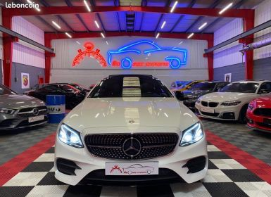 Vente Mercedes Classe E 220d Amg Line 9G Tronic Occasion