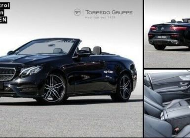Achat Mercedes Classe E 220d Cabriolet Pack AMG Occasion