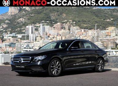 Vente Mercedes Classe E 250 211ch Fascination 9G-Tronic Occasion