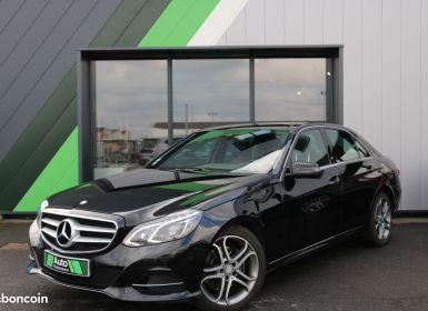 Vente Mercedes Classe E 250 BLUETEC FASCINATION 4MATIC Occasion