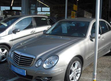 Achat Mercedes Classe E 280 CDI V6 Avantgarde Occasion
