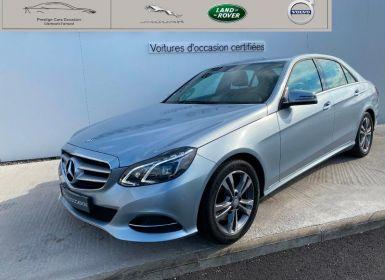 Vente Mercedes Classe E 300 BlueTEC Executive 9G-Tronic Occasion