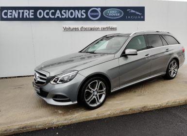 Vente Mercedes Classe E 300 BlueTEC HYBRID Fascination 7G-Tronic Plus Occasion