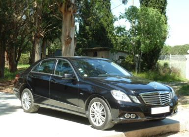 Voiture Mercedes Classe E 300 CDI 7 G-TRONIC Occasion