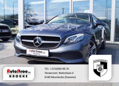 Vente Mercedes Classe E 300 Coupé Aut. NAVI WideView DISTRONIC PANO HeadUp Occasion