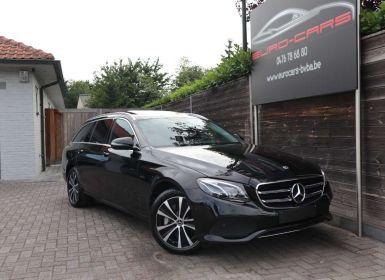 Vente Mercedes Classe E 300 D Plug-in Hybr -opendak-camera-elktrkoffer-GPS - Occasion