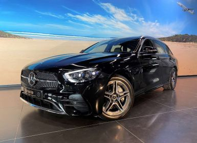 Achat Mercedes Classe E 300 dE plug-in hybrid facelift AMG pack - Widescreen - LED Occasion