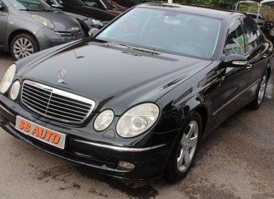 Achat Mercedes Classe E 320 CDI AVANTGARDE BA Occasion