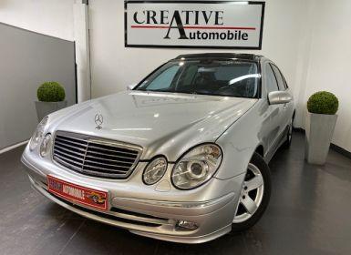Achat Mercedes Classe E 320 CDI Elégance A Occasion