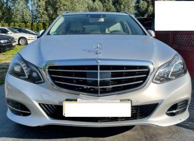 Achat Mercedes Classe E 350  CDI BlueTEC 3.0 252 12/2013 Occasion