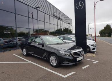 Vente Mercedes Classe E 350 BlueTEC Executive 9G-Tronic Occasion