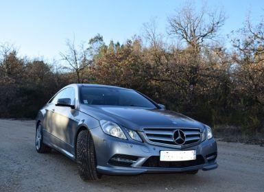 Vente Mercedes Classe E 350 BLUETEC SPORTLINE 7G-TRONIC Occasion