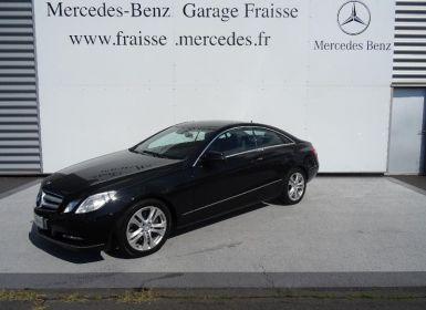 Mercedes Classe E 350 CDI BE Executive 7GTro+