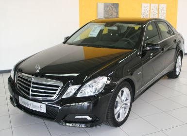 Acheter Mercedes Classe E 350 CDI BLUE EFFICIENCY Occasion