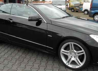 Voiture Mercedes Classe E 350 CDI BLUEEFFICIENCY, BA7 7G-TRONIC Occasion