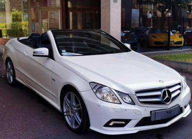 Achat Mercedes Classe E 350 CDI BVA 7G TRONIC Occasion