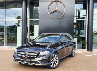 Vente Mercedes Classe E 350 d 258ch 4Matic 9G-Tronic Occasion