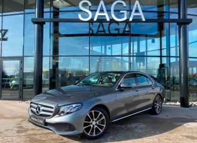 Voiture Mercedes Classe E 350 d 258ch Fascination 9G-Tronic Occasion