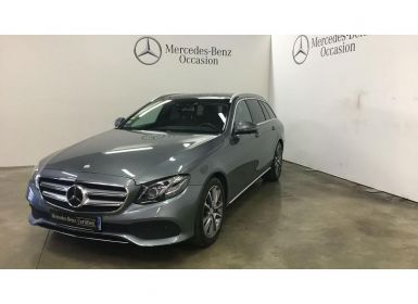 Vente Mercedes Classe E 350 d 258ch Fascination 9G-Tronic Occasion