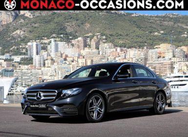 Vente Mercedes Classe E 350 d 258ch Sportline 9G-Tronic 16cv Occasion