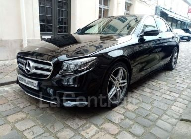 Achat Mercedes Classe E 5 V 220 D SPORTLINE 9G-TRONIC Occasion