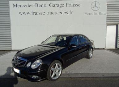 Vente Mercedes Classe E 500 Pack Luxe Avantgarde 7GTro Occasion
