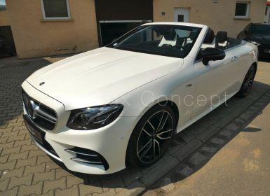 Mercedes Classe E 53 AMG 4MATIC+ Cabriolet, Distronic, Caméra 360°, Burmester, Keyless
