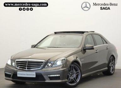 Vente Mercedes Classe E 63 AMG Occasion