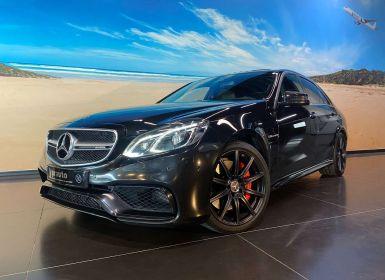 Vente Mercedes Classe E 63 AMG S 4Matic 585pk automaat Leder - Led - Opendak - Camera Occasion