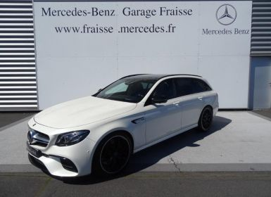 Mercedes Classe E 63 AMG S 612ch 4Matic+ 9G-Tronic Occasion