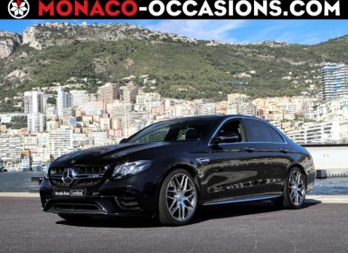 Vente Mercedes Classe E 63 AMG S 612ch 4Matic+ 9G-Tronic Euro6d-T Occasion