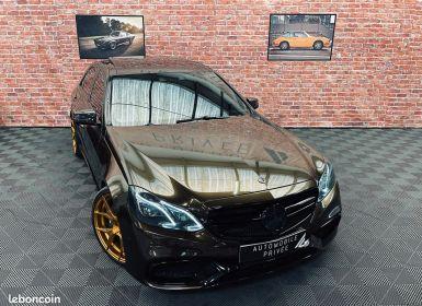 Vente Mercedes Classe E 63 AMG V8 5.5 biturbo 575 cv ( E63 ) W212 Occasion
