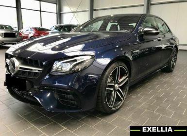 Achat Mercedes Classe E 63 S 4MATIC + Occasion