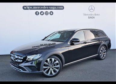 Voiture Mercedes Classe E All-Terrain 220 d 194ch 4Matic 9G-Tronic Occasion