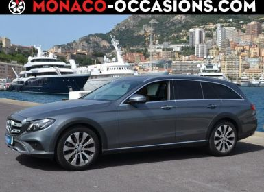 Vente Mercedes Classe E All-Terrain 220 d 194ch 4Matic 9G-Tronic Occasion