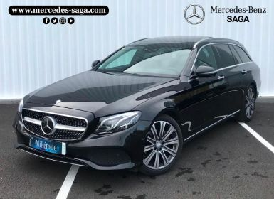 Voiture Mercedes Classe E Break 220 d 194ch Fascination 9G-Tronic Occasion