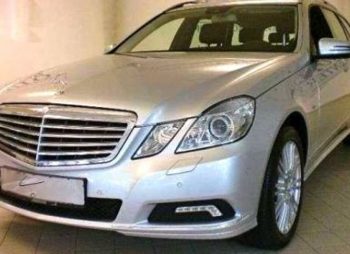 Vente Mercedes Classe E BREAK 250 CDI BLUE EFFICIENCY 204CH ELEGANCE Occasion