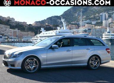 Achat Mercedes Classe E Break 63 AMG Occasion