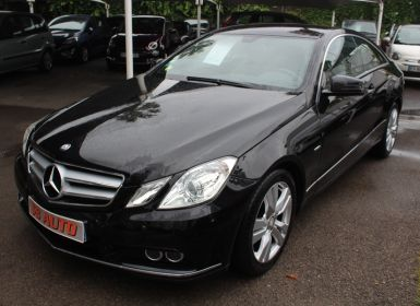 Achat Mercedes Classe E (C207) 220 CDI BE EXECUTIVE 7GTRO+ Occasion