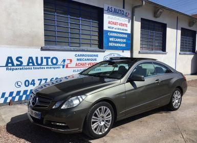 Mercedes Classe E (C207) 350 CDI EXECUTIVE BE BA Occasion